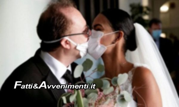 Nicosia. Invitato a nozze, scopre dopo positività a Coronavirus: 90 in quarantena, 1 contagiata