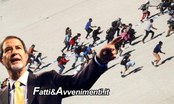"""Sicilia. Migranti, fuga in massa dagli hotspot. Sindaci e Musumeci a Conte: """"non siamo una colonia"""""""