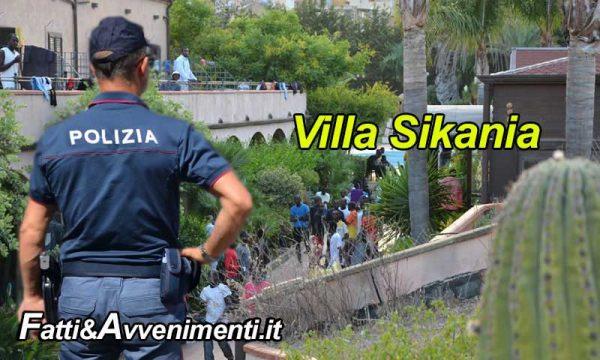 Siculiana (AG). Villa Sikania, un altro poliziotto ferito ancora per migranti in fuga: sono quattro in soli 5 giorni