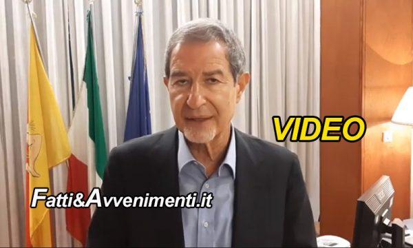 """Coronavirus, ordinanza migranti Musumeci: """"Stop sbarchi, in Sicilia la Quarantena si fa sulle navi"""""""