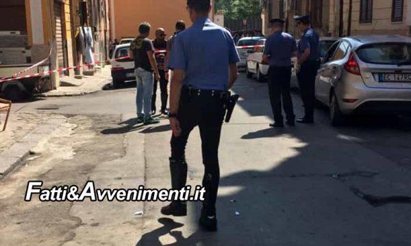 Palermo. Prima il tamponamento poi la rissa che finisce in sparatoria in strada: 3 gli arrestati