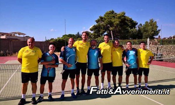 Tennis. Campionato Regionale Serie D1: Partenza con il botto per il TC Saccense