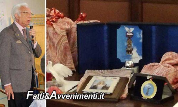 """Catania. """"Candelora della Pace"""": premiato il giornalista Giacomo Glaviano"""