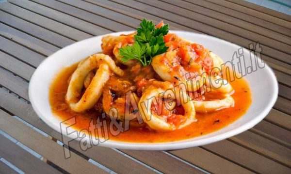 Calamari in umido – Ricetta siciliana veloce