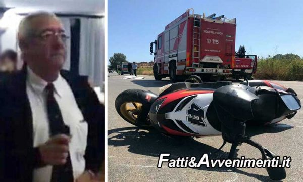 Agrigento. Scontro tra due auto e uno scooter: muore un uomo e  quattro i feriti tra cui un bambino