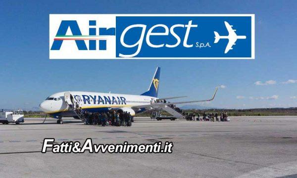 Trapani. Aeroporto di Birgi: a rischio l'accordo con Ryanair a causa dei Comuni che non saldano i debiti