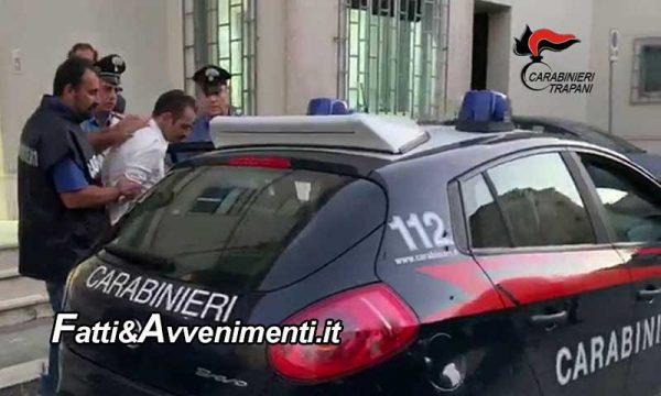 """Castelvetrano. Arrestato """"Ciccio Pummaroro"""": era latitante  dallo scorso 15 luglio"""