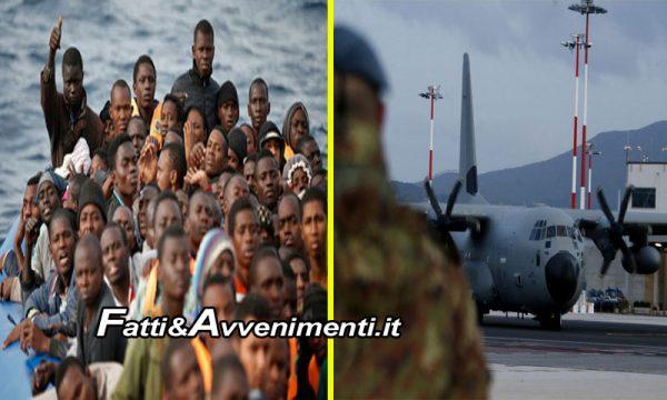 """Mentre clandestini sbarcano in Italia, Libici a Militari Italiani: """"Andatevene, non avete documenti"""""""