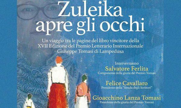 S.Margherita Belice. Viaggio nel libro vincitore della XVII edizione Premio Letterario Giuseppe Tomasi di Lampedusa