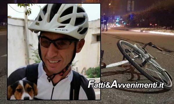 Santa Flavia (PA). 24Enne travolge e uccide un ciclista poi fugge: dopo diverse ore ci ripensa e si costituisce