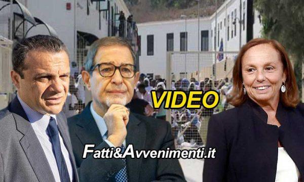"""Ordinanza chiusura hotspot. De Luca a Musumeci: """"Guida la sommossa, cosa farai contro Lamorgese"""""""
