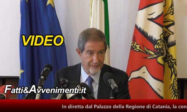 """Sicilia. Musumeci contro Lamorgese: """"Se l'ordinanza sarà disattesa pronti a rivolgerci alla magistratura"""""""