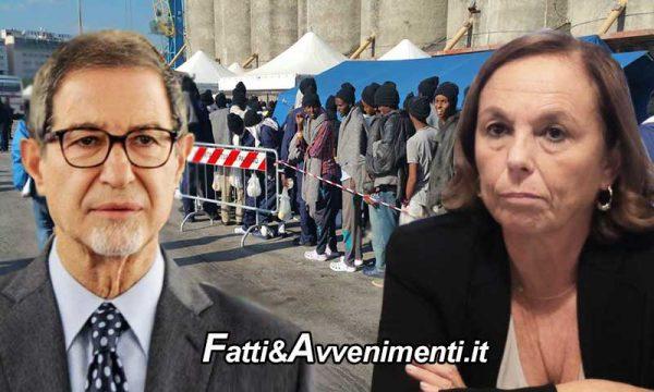 Migranti. Musumeci dispone lo sgombero degli Hotspot e Centri di accoglienza della Sicilia e sfida la Lamorgese