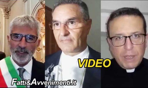 Ragusa. Giornata conclusiva festeggiamenti S.Giovanni Battista: interviste Sindaco Mons Cuttitta e don Burrafato