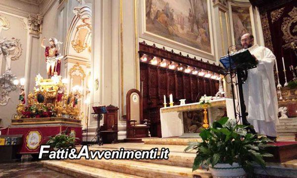 Ragusa. Celebrata anche la 2^ messa della novena in onore di San Giovanni Battista