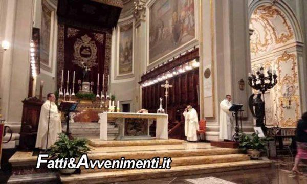Ragusa. Celebrata Ieri la prima messa della novena in onore di San Giovanni Battista: oggi nuove funzioni