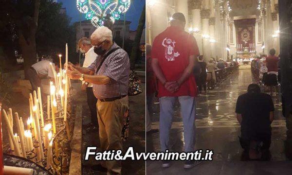 Ragusa. Si avvia alla conclusione la novena di San Giovanni Battista oggi presieduta dall'Arciprete don S. Converso