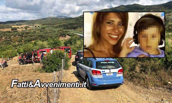 """Caronia. Forse una svolta sulla morte di Viviana e Gioele: """"Trovate tracce di sangue nei casolari della zona"""""""