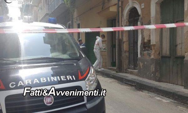 """Carlentini (SR). Nascose il cadavere di un uomo per """"tutelare l'onorabilità della madre"""": 37enne arrestato"""