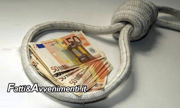 Agrigento. Usura: 8 persone condannate e confiscato un appartamento da 180.000 euro a 48enne