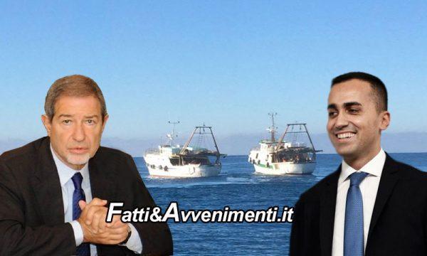 """18 pescatori siciliani in mano ai libici da un mese. Musumeci: """"Intollerabile il silenzio di Di Maio"""""""