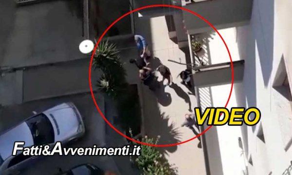 Modica (RG). Due ladri beccati a rubare, un agente gli sferra un calcio: avviato procedimento disciplinare