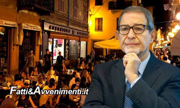 """Sicilia diventa """"zona gialla"""" da domenica 29: ecco cosa cambia per i cittadini e attività"""
