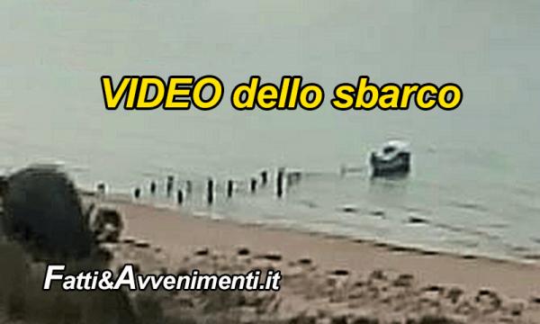 Siciliana (AG). Sbarco fantasma: 30 migranti arrivano indisturbati e fanno perdere le tracce sulla SS115
