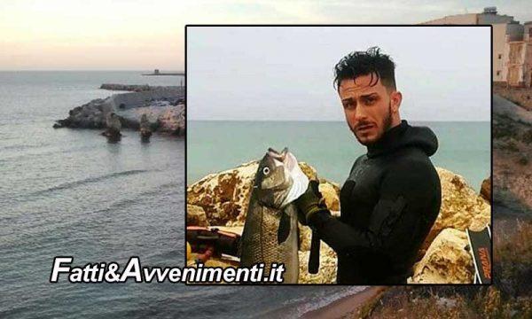 Terrasini (PA). Sub 25enne disperso da stamattina trovato morto sott'acqua
