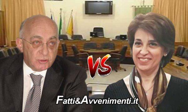 """Sciacca. Italia Viva di Cusumano: """"Sindaco Valenti imbarazzante e inaccettabile, prenda atto dei suoi limiti"""""""