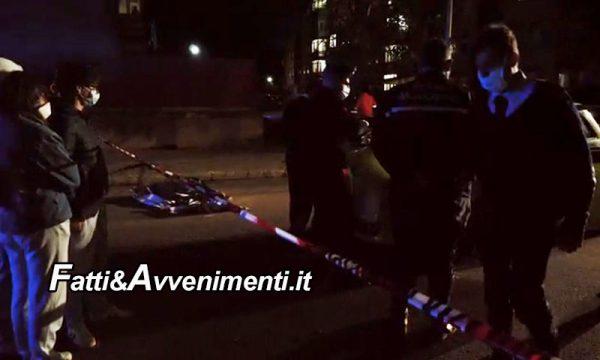 Palermo. Travolto e ucciso da un'auto mentre attraversa la strada: muore un uomo di 73 anni