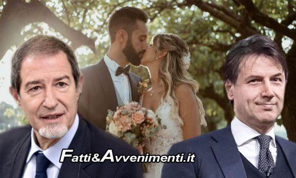 Dpcm Covid. Matrimoni saltano, ma ai lavoratori non ci pensa nessuno: Musumeci scrive a Conte