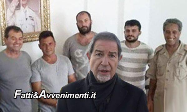 Sicilia. Messina (Ugl): Musumeci eletto Pres. Comm.  intermediterranea d'Europa si occupi dei 18 pescatori di Mazara