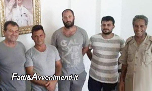 La Regione stanzia 150 mila euro a sostegno dei 18 pescatori sequestrati in Libia: soddifazione dell'UGL