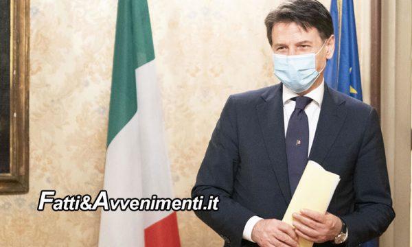 Coronavirus. Approvato nuovo Dpcm, mascherine obbligatorie all'aperto ma non sempre: ecco quando NON va usata