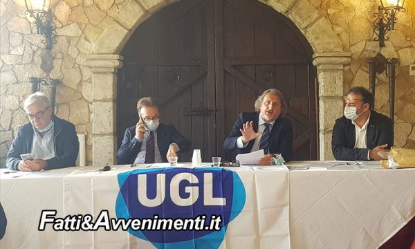 Pergusa. Ugl, stabilizzazione operai forestali: approvato documento sulla riforma forestale