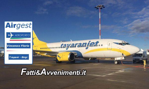 Aeroporto Birgi. Dal 4 dicembre voli da 51,59 € da Trapani per Ancona, Perugia e Trieste: tariffa agevolata Covid