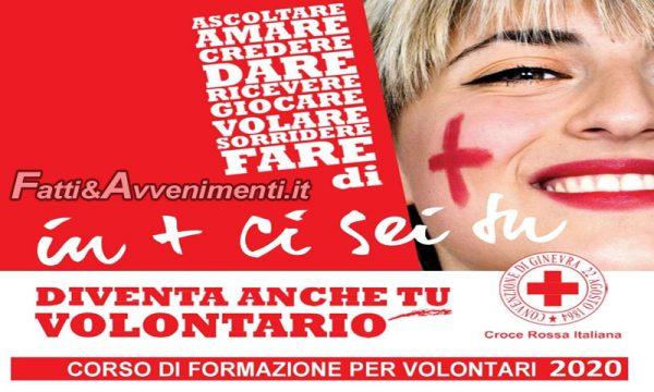Sciacca. Al via corso per aspiranti volontari della Croce Rossa Italiana