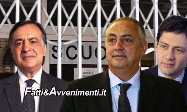 """Palermo, Covid. Orlando chiude scuole e polemizza con Regione, Lagalla: """"Lede diritto allo studio"""""""