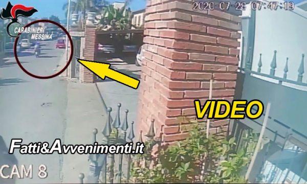 Milazzo. Uccise anziano a coltellate e bruciò il corpo per rubargli pensione: arrestato 56enne incastrato telecamere