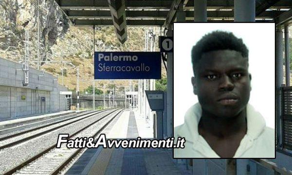 Palermo. Gambiano stuprò una donna che aspettava il treno: condannato a 10 anni