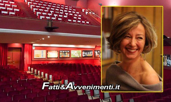"""Covid. Direttrice Teatro Stabile Catania: """"Teatri in ginocchio, solo i ricchi potranno fare gli attori"""""""