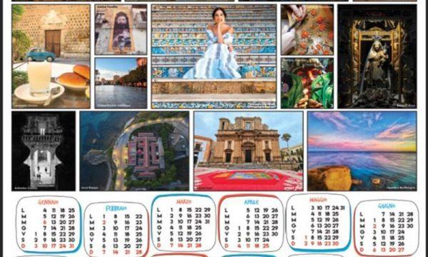 In arrivo il calendario dell'AltraSciacca: le bellezze della città unite alle tradizioni e peculiarità artigianali
