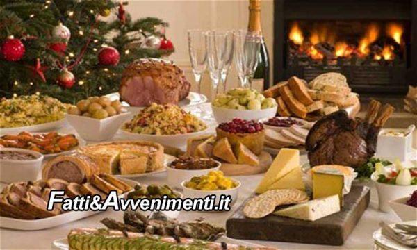 Salute & Benessere. Natale a tavola fra abbuffate e sensi di colpa: ecco qualche consiglio