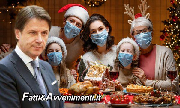 Coronavirus. Pronte le misure del lockdown per Natale e Capodanno: la firma oggi pomeriggio