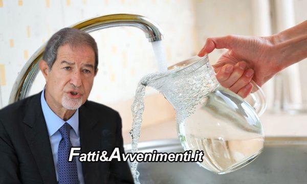 Sicilia. Pronta legge per la gestione regionale dell'acqua: via i 9 ATI e tariffa unica in tutta l'isola