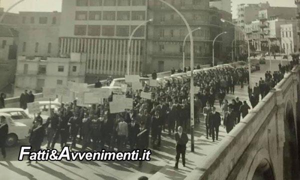 Storie di Sicilia. Gli anni '70: periodo di cambiamenti e di impegno politico e sociale anche nella nostra isola