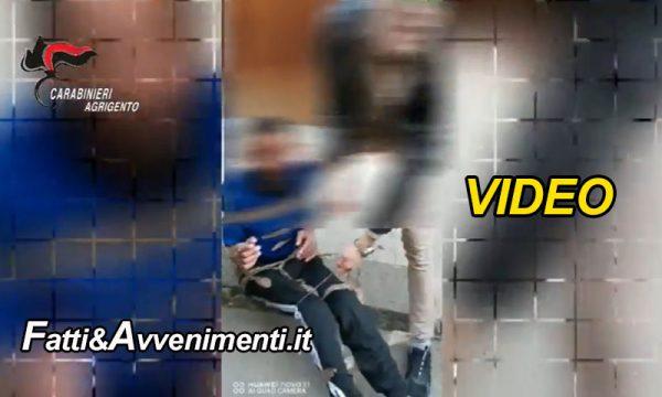 Licata. Sequestro e torture a disabili con i video pubblicati sui social: tre giovani arrestati