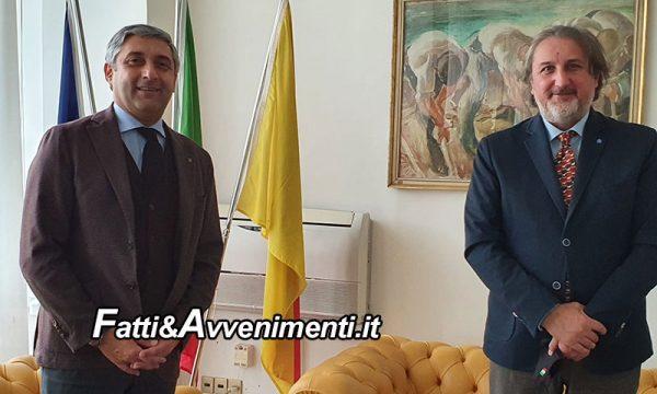 """Ugl Sicilia, Messina: """"positivo e ricco di contenuti incontro con neo assessore Scilla"""""""