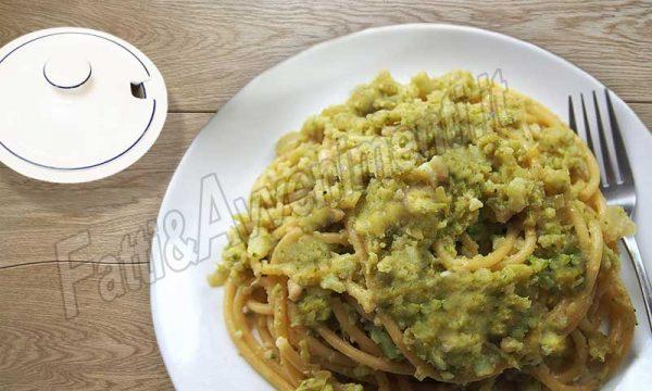 "Pasta ""NCACIATA"" con cavolfiore  – Ricetta siciliana"